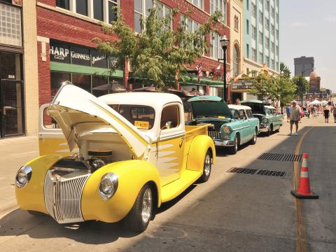 Celebrating America's past at the Birthplace of Route 66 Festival & Car Show
