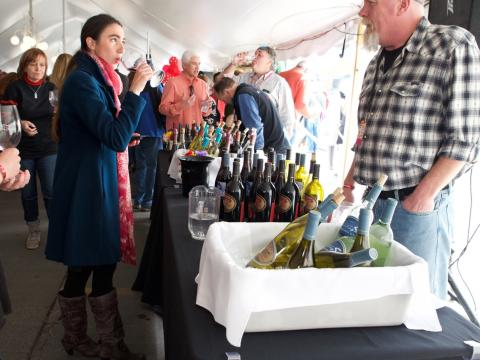 Tastings, seminars and dinners at the Durango Wine Experience